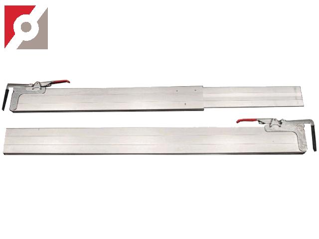 Spannbrett 2400-2700 mm Aluminium Premium