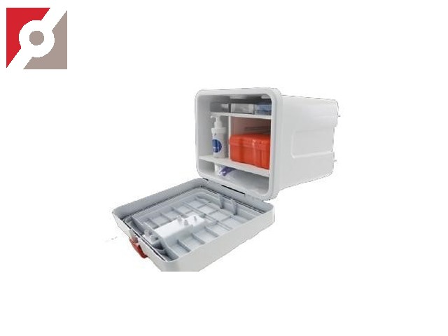 """Hygiene Box - Werkzeugkasten für den Außenbereich """"Mother Trucker"""""""
