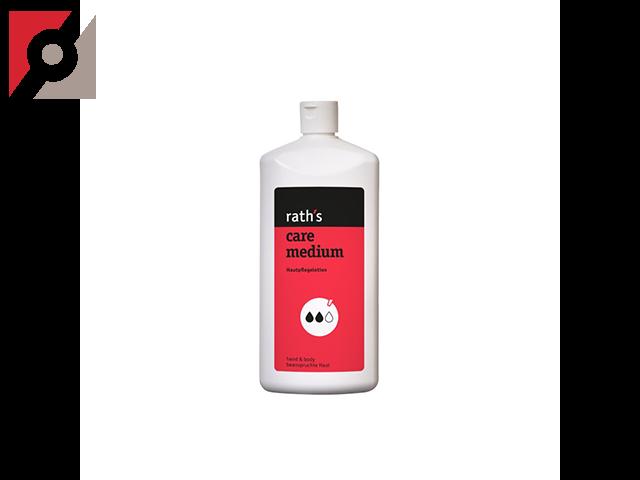 rath's care medium - Hautpflegelotion - 1 liter
