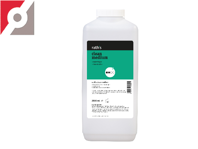 """Handreiniger """"rath's clean medium"""" 2,5 Lite Flasche"""