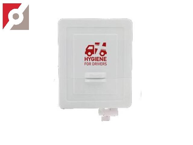 Hygiene Box für Kabine bzw. Innenbereich inkl. Magnethalterung