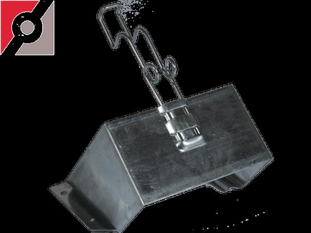 Halter für Unterlegkeile - passend für Unterlegkeil 530