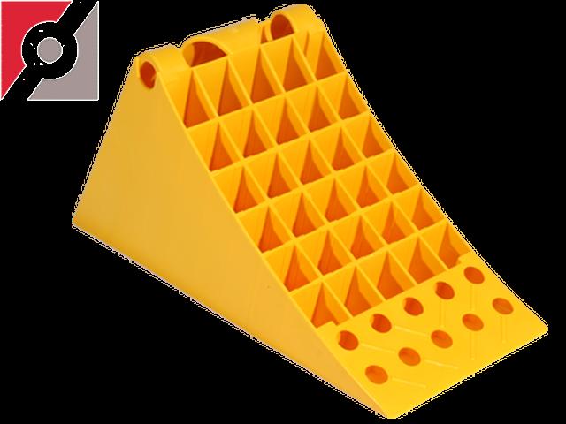 Unterlegkeil nach NG 53 gelb Material PP Daplen