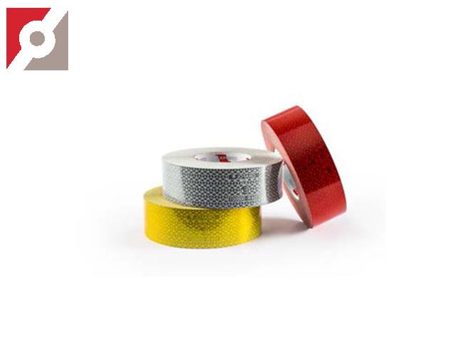 Konturmarkierungband - ROT, für feste Aufbauten