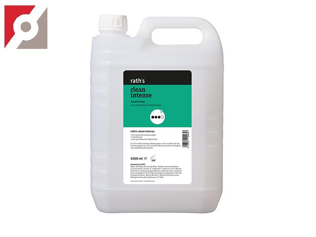 rath's clean intense -Handreiniger 5 Liter-Kanister